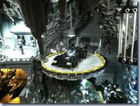 Lego Batcave Diorama