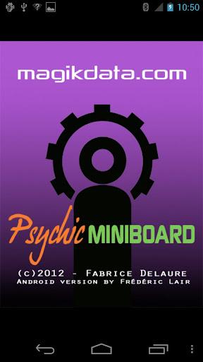 Psychic Miniboard