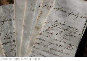 'letters' photo (c) 2006, liz west - license: http://creativecommons.org/licenses/by/2.0/