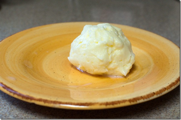 Creatively Blooming: Homemade Butter