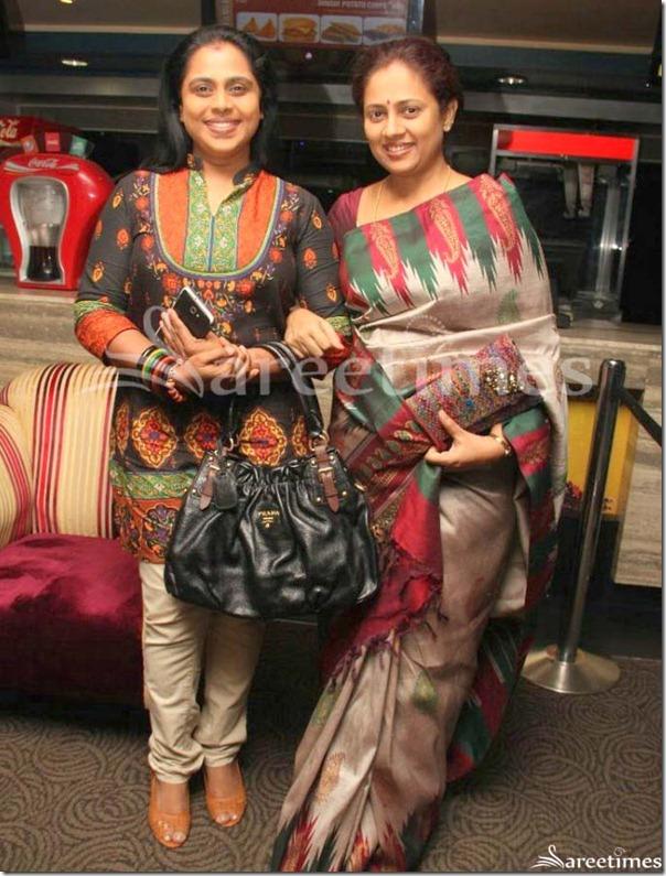 Lakshmi_Ramakrishnan_Silk_Saree