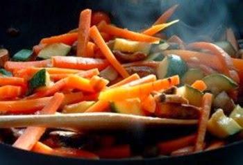 El gourmet urbano cocinar con wok ventajas y consejos for Cocinar con wok