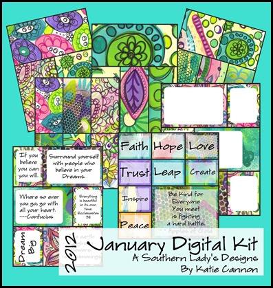 january kit cover
