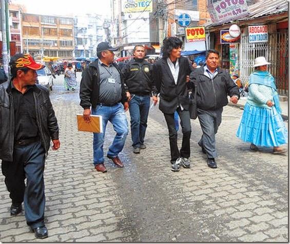 Asesinatos en El Alto