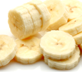 [banana slices]
