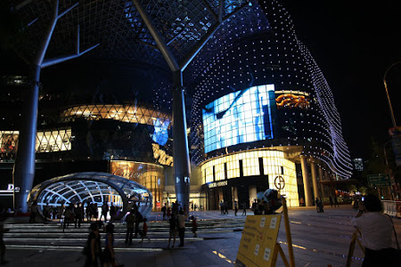 Singapore: Orchard Road