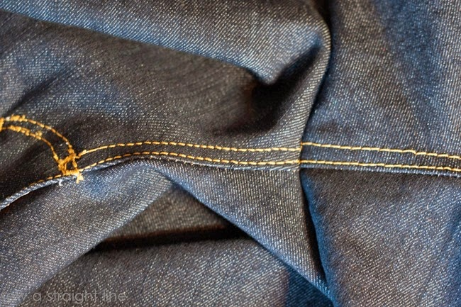 zipper fly jeans sew along sew a straight line-41