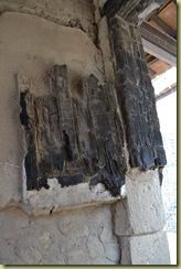 Salone Nero Birnt Door