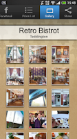 Screenshot of Retro Bistrot