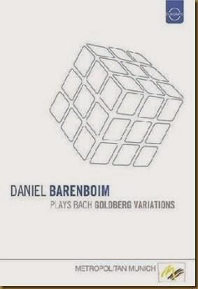 Bach Goldberg Barenboim Euroarts