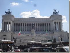 Kolosseum, Foro, Palatinum, Piazza Venezia, Spagna 025
