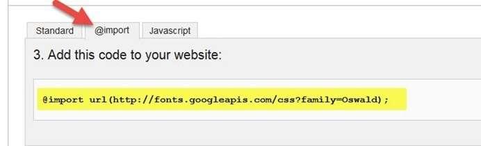 codice-google-fonts
