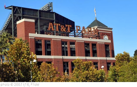 'AT&T Park' photo (c) 2007, lj16 - license: http://creativecommons.org/licenses/by/2.0/