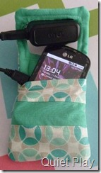 Phone charger hanging pouch (2)