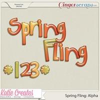 Spring Fling - Alpha