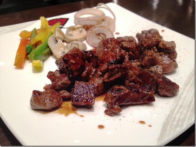 teppenyaki beef