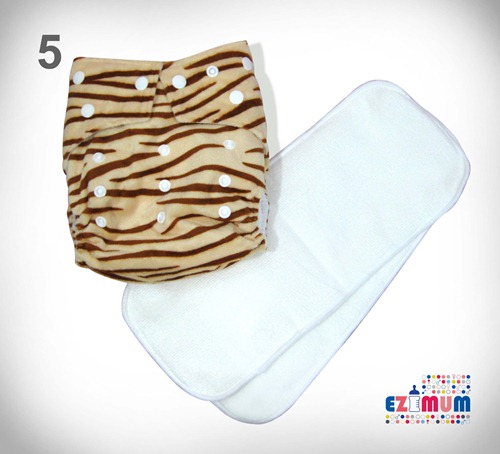 Cloth Diaper 5
