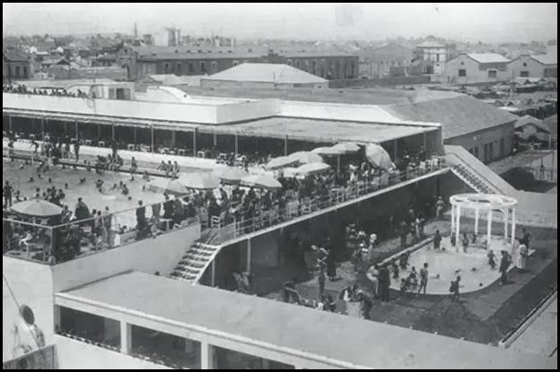 piscina las arenas años 30