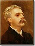 Fauré by John Singer Sargent