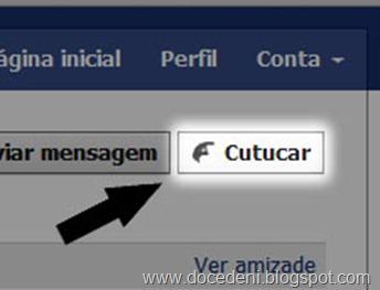 cutucar facebook