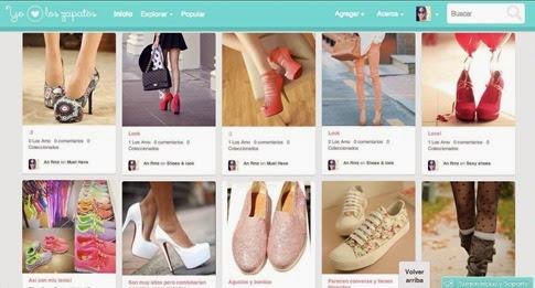 App Yo Amo los Zapatos para Facebook