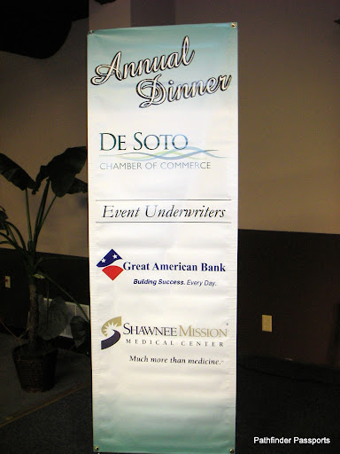 DeSoto Chamber at VFW Post