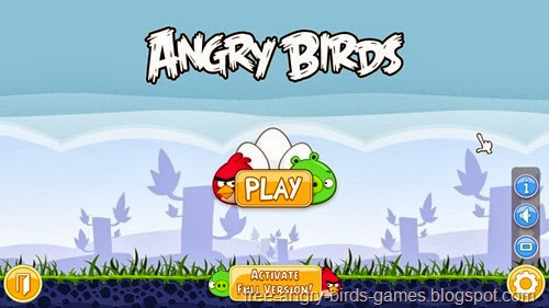 Free Download Angry Birds v3.3.0 PC Game