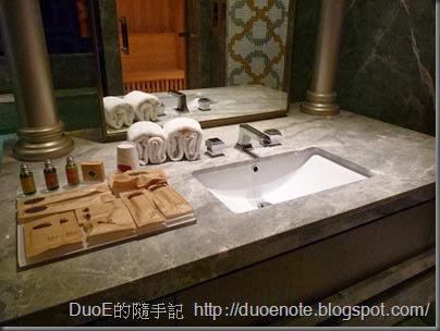 歐遊總統套房102(杜拜)-沐浴備品