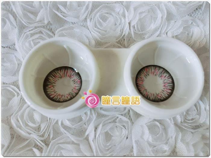 日本ROYAL VISION隱形眼鏡-Summer Doll灰2