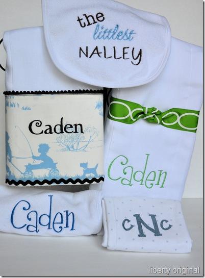 Caden's Present