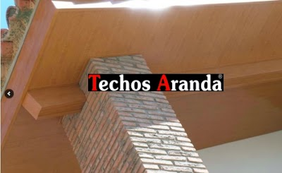 Falsos techos de aluminio Huelva