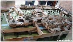 Дворец Топкапы - план. Стамбул.