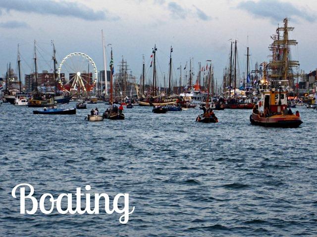 amsterdam boating
