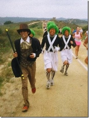 Camp Pendleton Mud Run willy wonka and oompa loompas2a