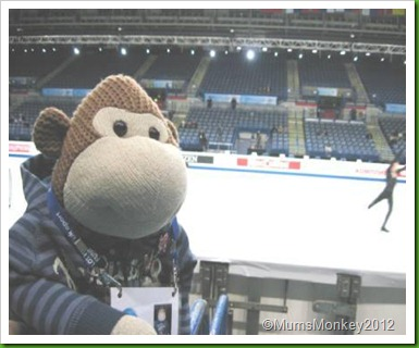 European Figure Skating 2012 Sheffield