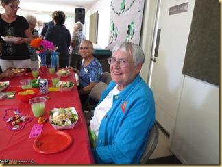 2013-02-26 - AZ, Yuma - Cactus Gardens Ladies Trash Bag lunch -005