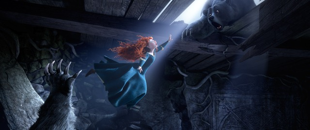 &quot;BRAVE&quot;   (Pictured) MERIDA. &copy;2012 Disney/Pixar. All Rights Reserved.