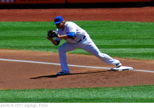 'Lucas Duda Fields First Out of the Game' photo (c) 2011, slgckgc - license: https://creativecommons.org/licenses/by/2.0/