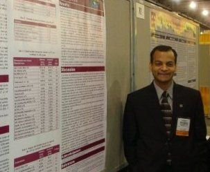 Mohammad Tahir presented his research at ACP Philadelphia in April 2009.