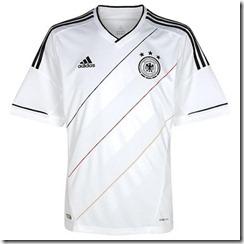 Alemania primera equipación