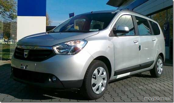 Dacia Lodgy Gris Platine 01