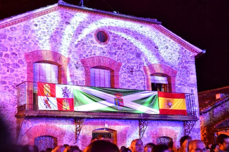 Galería de fotos fiestas Sotosalbos 2013