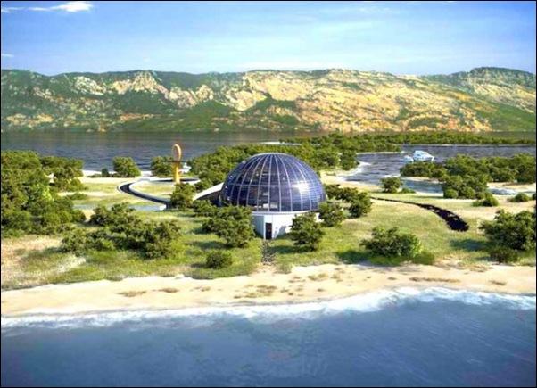 L'île déserte de Naomi Campbell 2