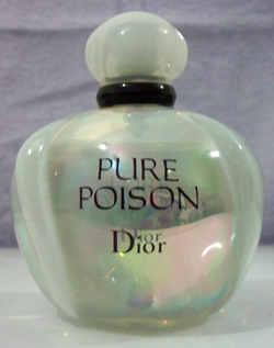 Foto do produto com marca de utilização