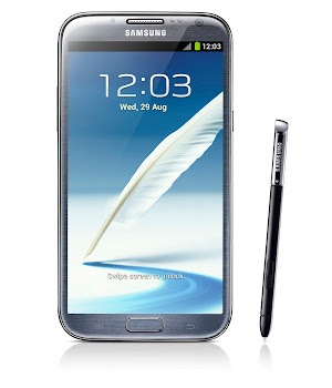 Samsung GALAXY Note II Philippines