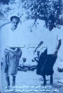 الشاعران عبده ع الكريم وأفندي