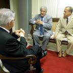 Secretário Municipal de Saúde visita Cardeal