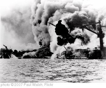 'PEARL HARBOR ATTACK' photo (c) 2007, Paul Walsh - license: http://creativecommons.org/licenses/by-nd/2.0/