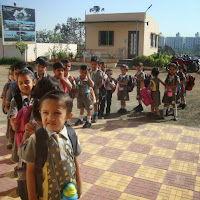 Pre-Primary on 20th March 2014 GDA Harni
