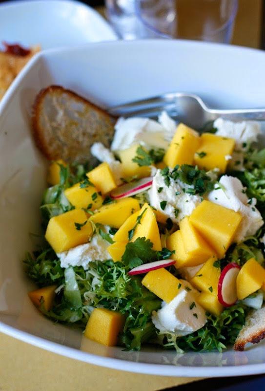insalata mango